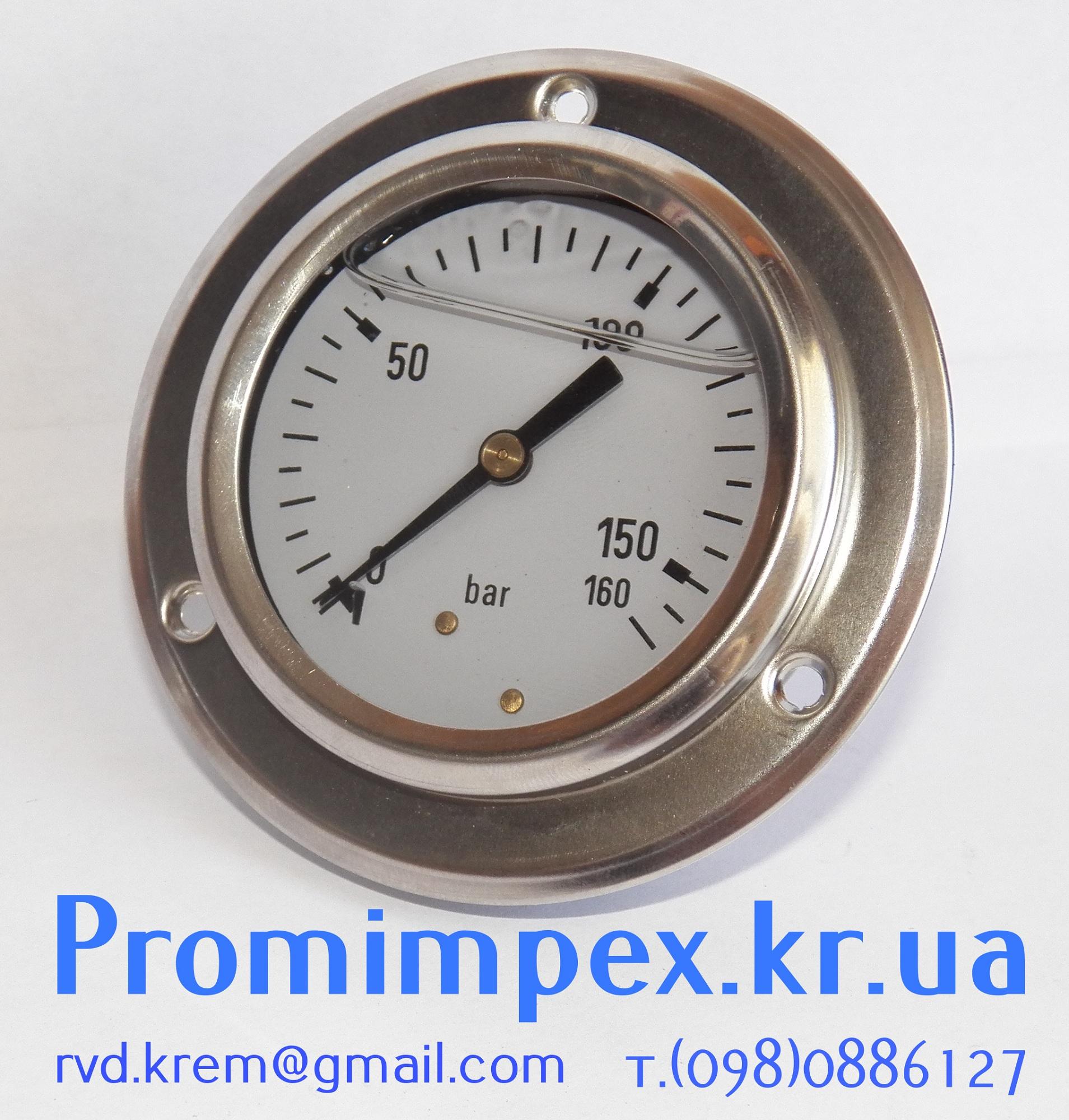 манометр гидравлический 160Bar