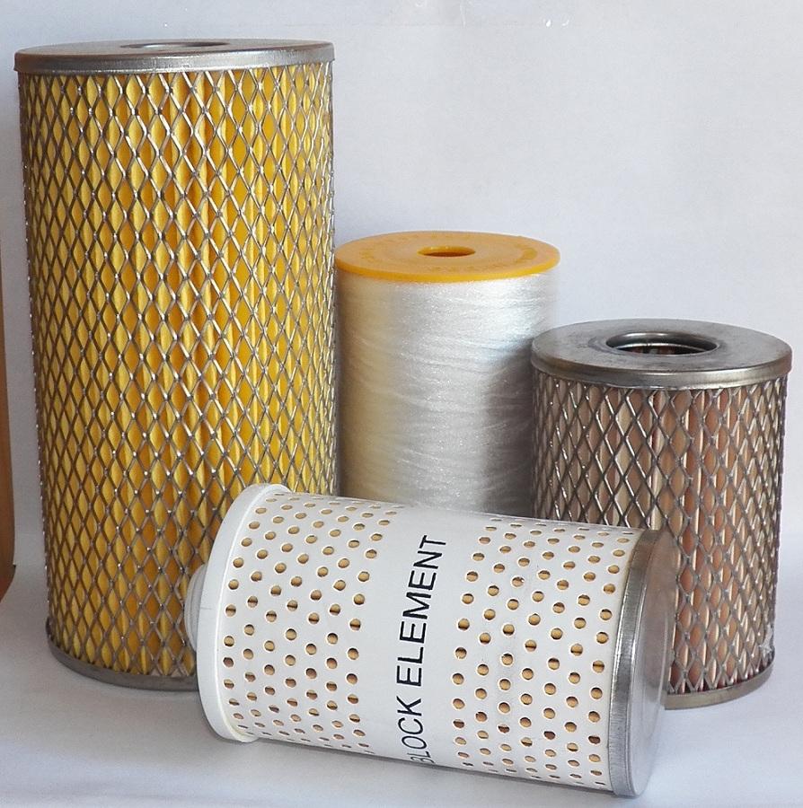 Топливные и гидравлические фильтра