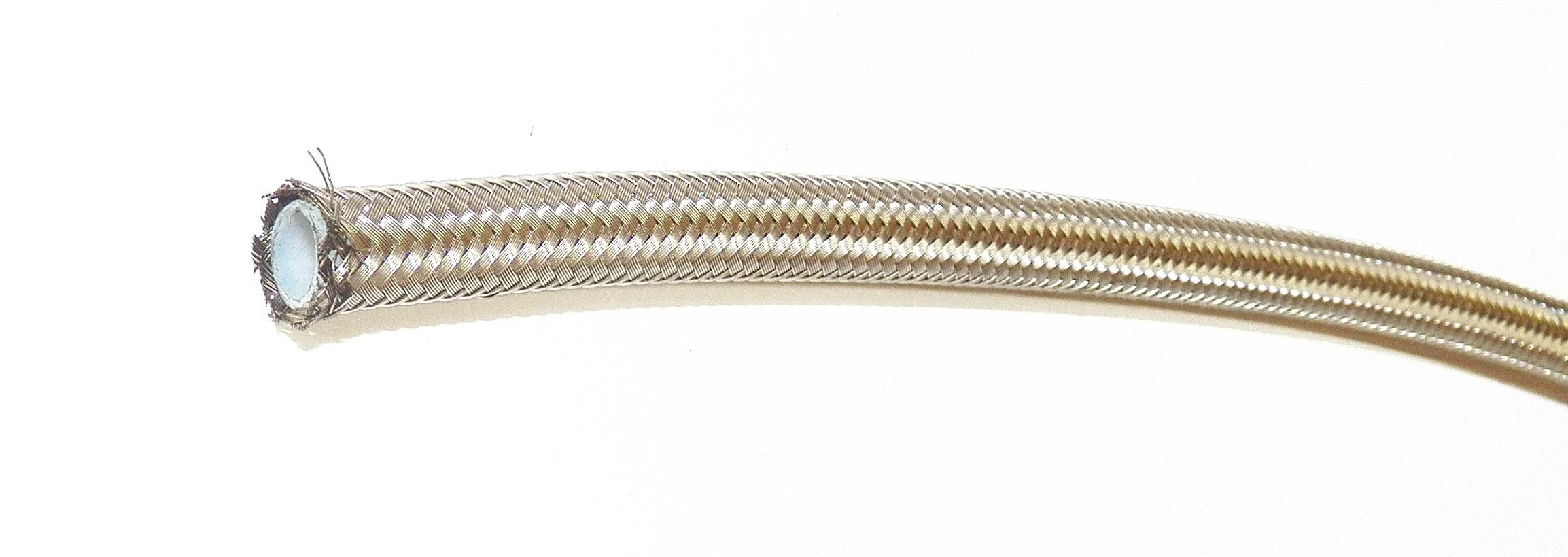 Рукав с гладким тефлоновым каналом PTFE 2 FHM
