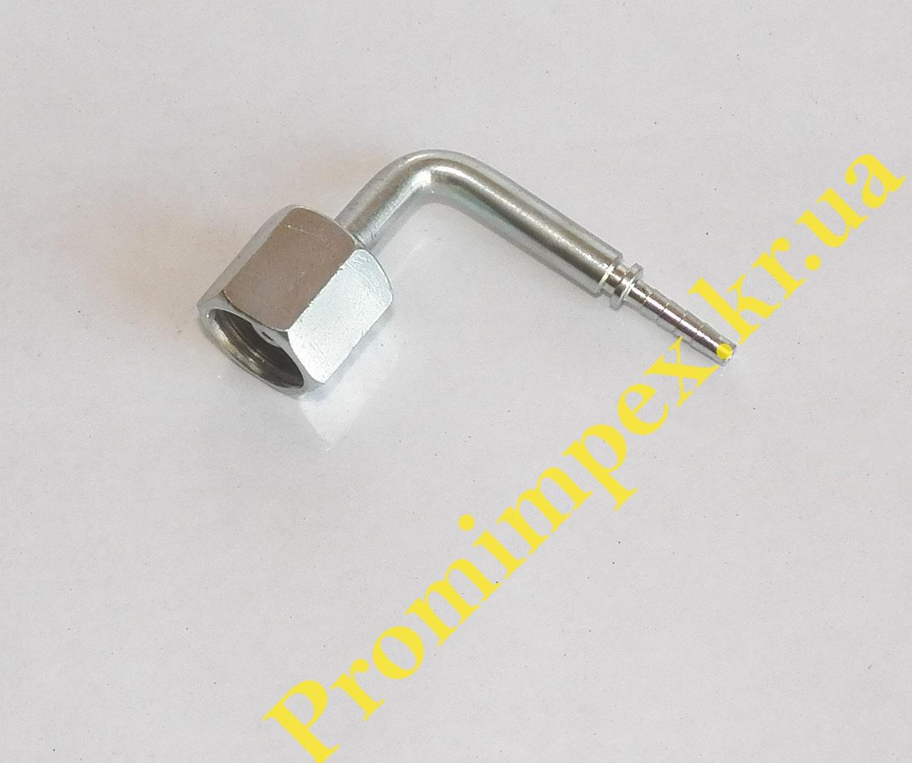 Фитинг гидравлический для РВД тип DKOS Ø3 90º M14x1,5 6S