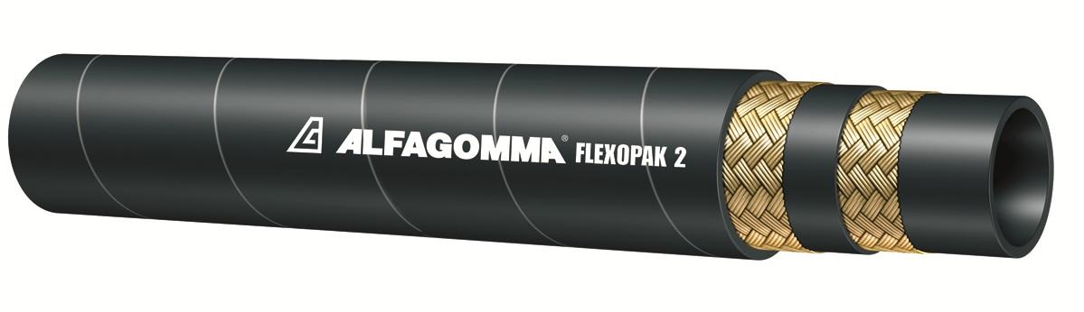 Рукав гидравлический/РВД Alfagomma Flexopak 2 Minetuff
