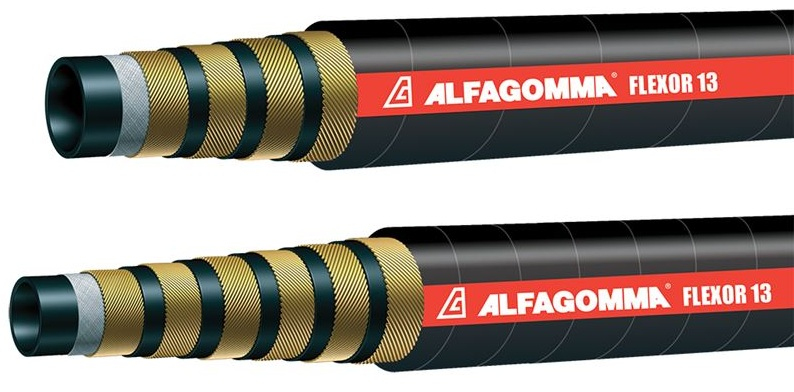 Рукав гидравлический Alfagomma Flexor 13