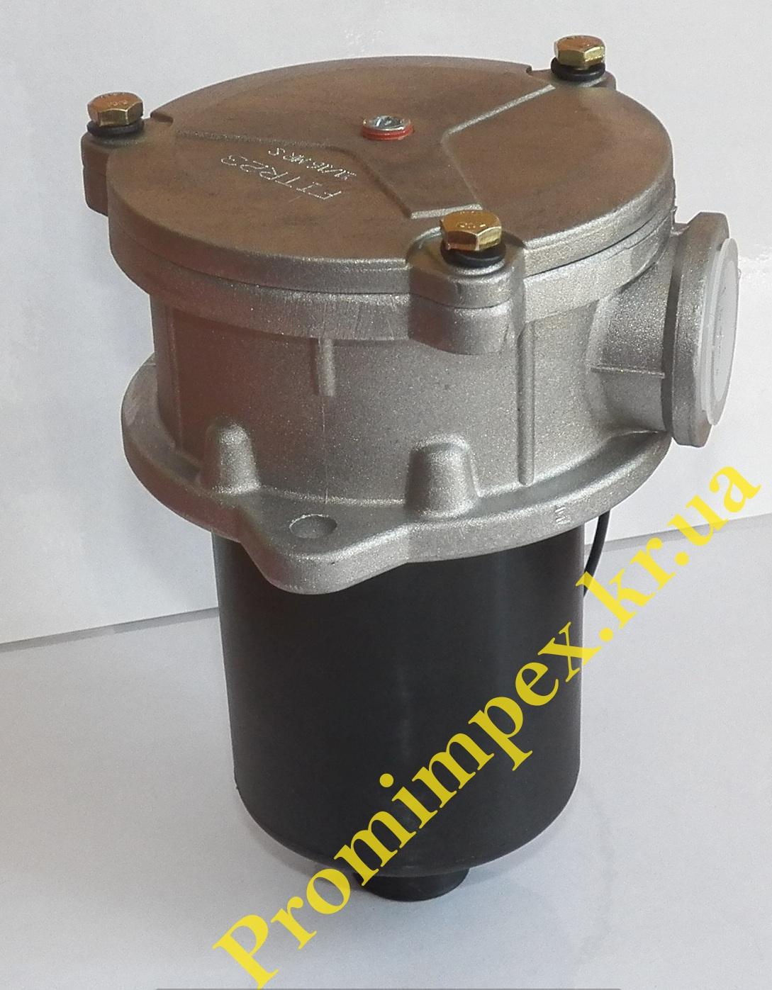 Корпус сливного фильтра гидравлической системы