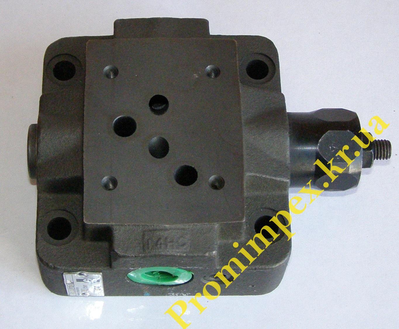 Плита монтажная под электрораспределитель тип KVNG 10