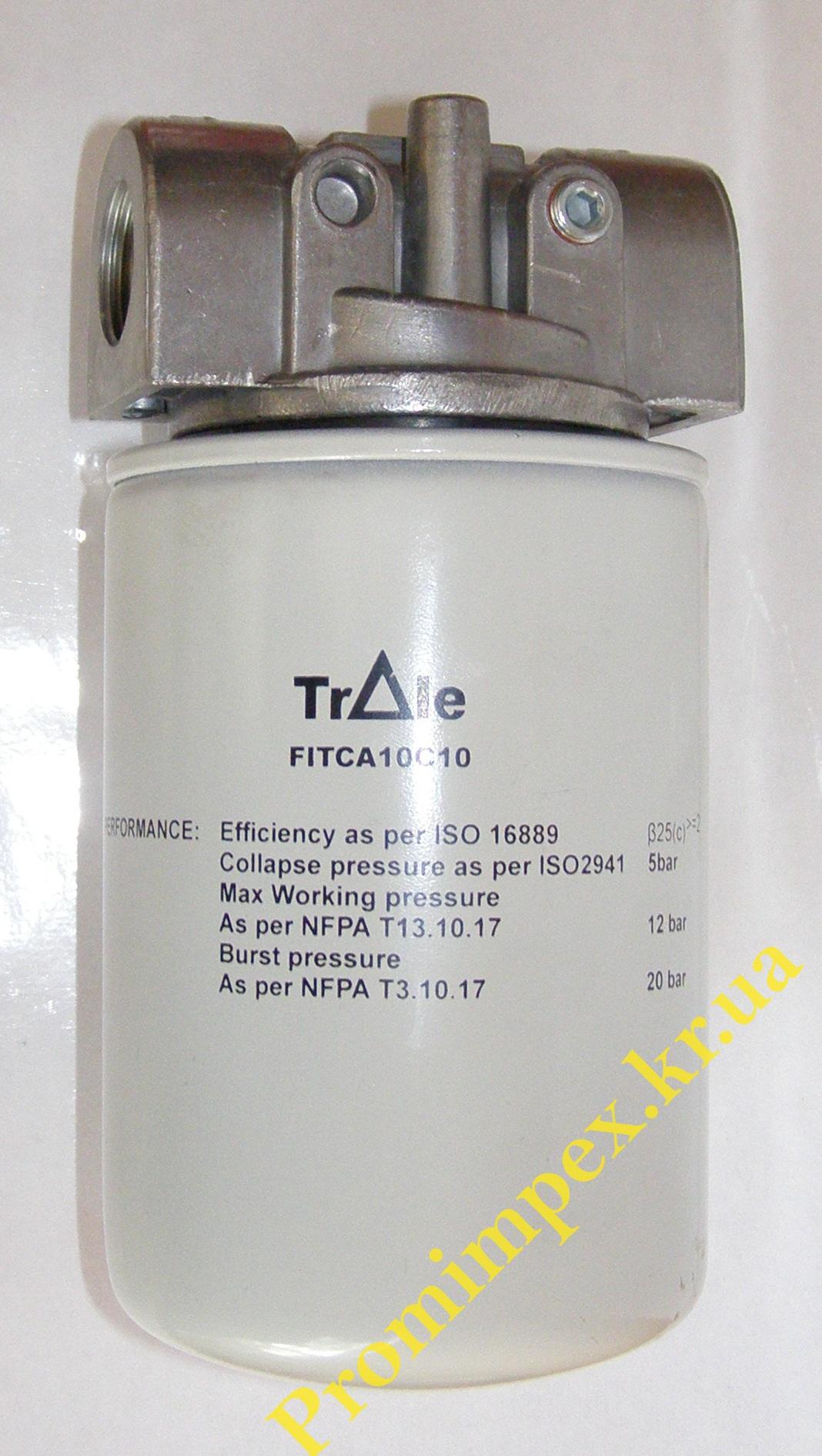 Фильтр для гидравлических магистралей FIT CA10C10 DICSA