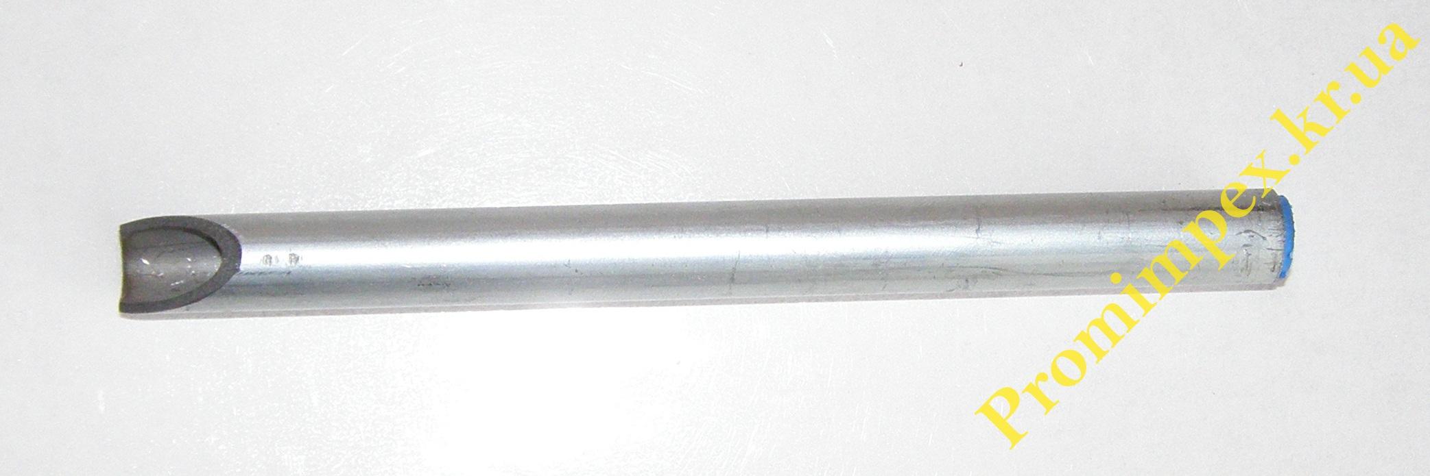 Труба гидравлическая бесшовная оцинкованная Ø 10мм