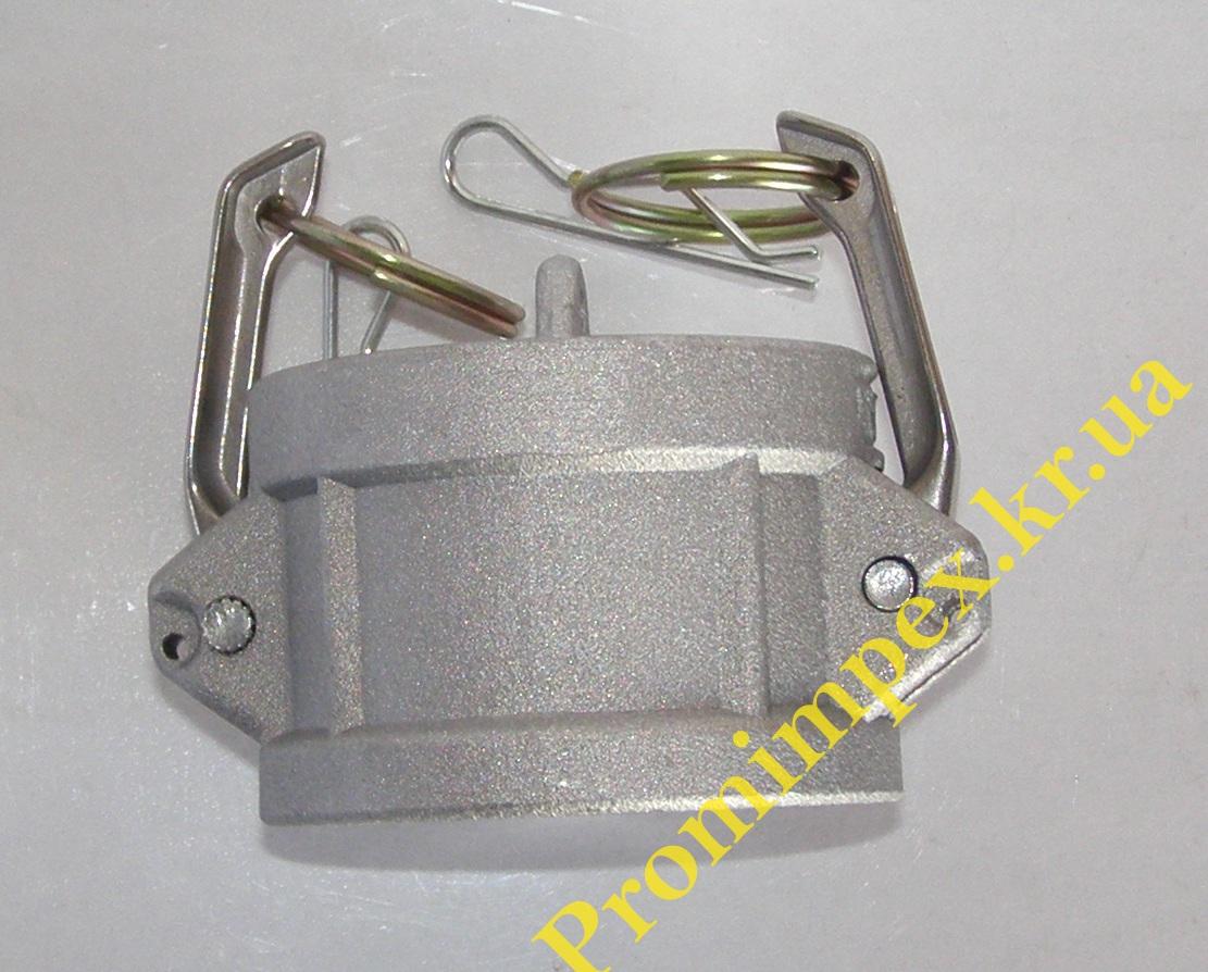 Быстросъемный разъем тип Cam Lock 2″ DС